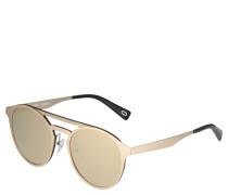 Sonnenbrille, Metallic-Look, Filterkategorie 3