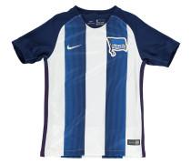 Hertha BSC Trikot, Dri-Fit-Technologie, für Jungen, Blau