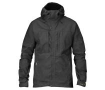 """Outdoorjacke """"Skogsö Jacket"""", atmungsaktiv, wasserabweisend, winddicht, für Herren, Grau"""