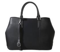 Handtasche, breiter Mittelstreifen