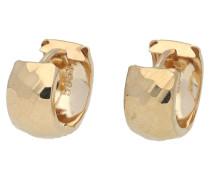 Creole, diamantiert, Gelbgold 585, Gelenkverschluss