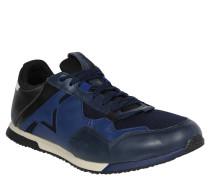 "Sneaker ""S-FURYY"", Schnür-Optik, Blau"