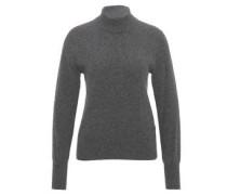 Pullover, meliert, Wolle, Kaschmir-Anteil