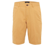 "Bermuda-Shorts ""Bari"", Chino-Stil, unifarben, Orange"