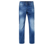 "Jeans ""Waitom"", Washed Out Optik"
