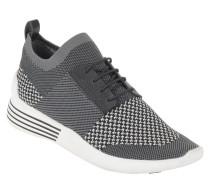 Sneaker, elastischer Schlupf, zweifarbige Musterung