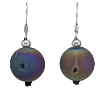 Ohrhaken Achat-Perlen