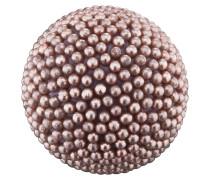 Klangkugel. Perle, braun, L, ERS-BRO-L