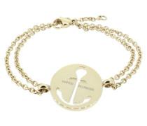 Anker Armband 108036 EdelstahlAnker ausgestanzt rund rosegold