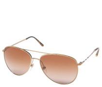 """Sonnenbrille """"BE 3072"""", Verlaufsgläser, Pilotenlook"""