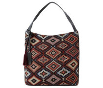 "Handtasche ""Carolyn"", Struktur-Muster"