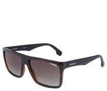 """Sonnenbrille """"5039/S"""", kantige Form, Tönungsverlauf"""