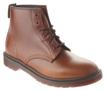 """Boots """"Brando"""", Glattleder, uni, Braun"""