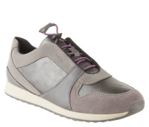 "Sneaker ""Deynna"", Leder-Besatz, Quicklace"