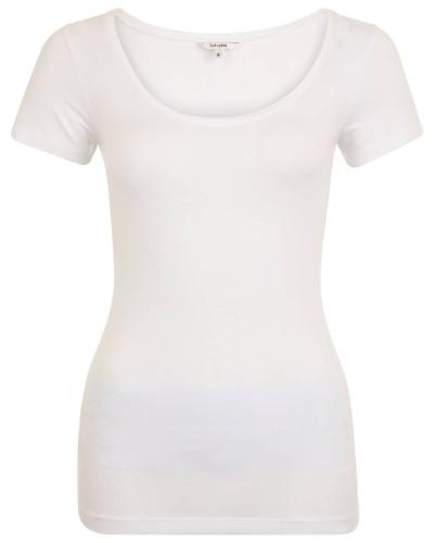 "T-Shirt ""Siliana"", weiter Rundhalsausschnitt"
