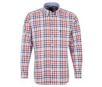 Freizeit-Hemd, Regular Fit, Button-Down-Kragen, Karo