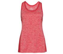 Trainingstop, loose fit, HeatGear, leicht, für Damen