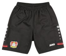 Bayer Leverkusen Shorts Home, 2017/18, für Kinder, Schwarz