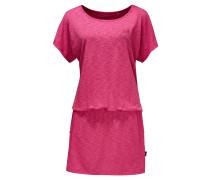"""Kleid """"Travel"""", meliert, leicht, für Damen, Pink"""