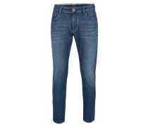 "Jeans ""Madison"", 5-Pocket, Blau"
