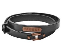 Armband, DX1093221, Schwarz