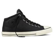 Sneaker CTAS High Street, Leder, Schwarz