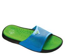 """Badeschuhe """"Marco X Grip Hook"""", ergonomisches Fußbett, leicht, für Herren, Türkis"""