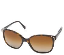 """Sonnenbrille """"SPR01O"""", havana-braun, polarisierend"""