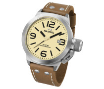 Canteen Leather Herrenuhr CS11