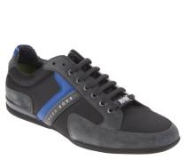 "Sneaker ""Spacit"", Materialmix, Wechselfußbett, Schwarz"