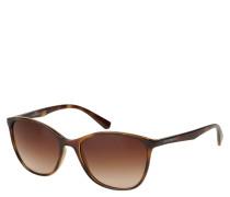 "Sonnenbrille ""EA 4073 5026/13"", Verlaufsgläser"