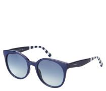"""Sonnenbrille """"TH 1482/S"""", Verlaufsgläser, gestreifte Bügel"""