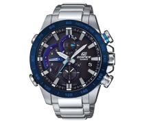 Connected Watch mit Bluetooth EQB-800DB-1AER Chronograph mit Solar