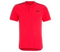 Poloshirt, Slim Fit, schnelltrocknend, für Herren, Rot