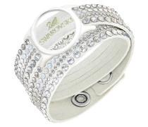 Activity Tracking Jewelry Armband Slake, weiß, Crystal Moonlight, 5225817