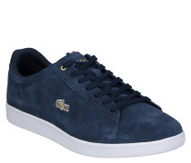 "Sneaker ""Carnaby Evo"", Wildleder, Emblem"