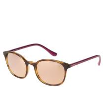 """Sonnenbrille """"VO 5051-S"""", verspiegelte Gläser, Havanna-Stil"""