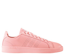 "Sneaker ""Cloudfoam Advantage Clean"", Löchermuster, für Damen, Rosa"