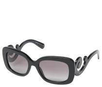 """Sonnenbrille """"SPR 27O"""", geschwungene Bügel"""