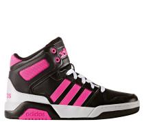 """Sneaker """"BB9tis K"""", hoher Schaft, 3-Streifen, Schwarz"""