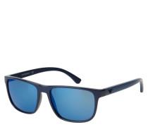 """Sonnenbrille """"EA 4087 5059/96"""", uni, verspiegelte Gläser"""