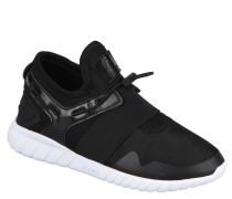 """Sneaker """"Area Mid"""", Quicklace, leicht, Schwarz"""