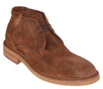 "Boots ""Corelli"", Veloursleder, Braun"