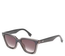 """Sonnenbrille """"FF 0195/S"""", Verlaufsgläser, dunkles Gestell"""