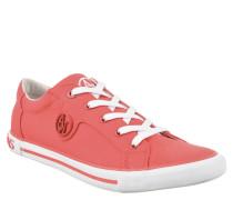 Sneaker, Textil, Emblem, Rot