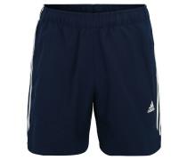Shorts, atmungsaktiv, für Herren, Blau