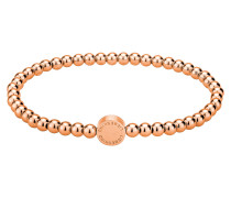 Armband Beads mit Logotag LJ-0030-B-17