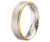Ring Titan Bicolor vergoldet 0134-05
