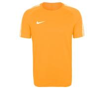 """T-Shirt """"SQD"""", schnelltrocknend, Ärmel-Print, für Herren, Orange"""