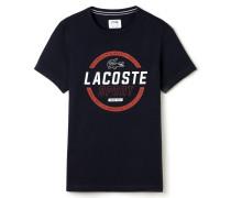Herren-T-Shirt aus technischem Jersey LACOSTEL!VE TENNIS